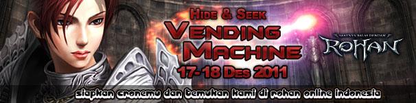 Rohan Online Indonesia : Saatnya Balas Dendam Bannervendingbaru